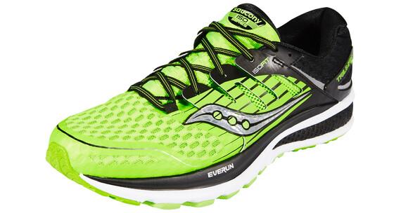 saucony Triumph ISO 2 Miehet juoksukengät , vihreä